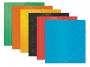 kfo94__ - teczka z gumką A4 kartonowa Office Products preszpan