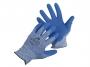 kfv0003_ - rękawice ochronne montażowe Cerva Modularis bezszwowe, niebieskie Towar dostępny do wyczerpania zapasów!