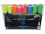 kr115088 - zakreślacz fluorescencyjny Schneider Job 1.5, 8 szt./kpl.