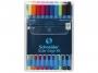 kr152290 - długopis trójkątny Schneider Slider Edge XB, mix kolorów 10 szt./op.
