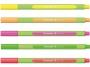 kr19106_ - cienkopis 0,4 mm neonowy Schneider Line-up