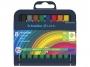 kr192098 - flamastry kolorowe Schneider Link-It, gr. końcówki 1,0 mm, stojak, 8 szt./op.