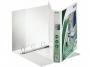 l428501p - segregator prezentacyjny ofertowy A4 Maxi Leitz Panorama, szerokość grzbietu 51 mm, na 4 ringi D 30 mm, biały  6 szt./op.