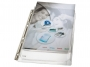 l4755303 - koszulka na katalogi A4 Leitz groszkowa poszerzana z metalową krawędzią 170 mic 3 szt./folia