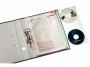 l476103 - koszulka na dokumenty i płyty CD A4 Leitz Combo, 130mic, 5 szt./op.