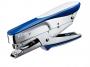 l554533 - zszywacz nożycowy do 10 kartek Leitz 5545 na zszywki no. 10 metaliczny, ręczny, niebieski