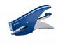 l554733 - zszywacz nożycowy do 15 kartek Leitz 5547 na zszywki no. 8 metaliczny, ręczny, niebieski