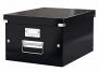 l6044__ - pudło archiwizacyjne Leitz Click and Store uniwersalne średnie M, karton o wymiarach zewnętrznych 281x200x369 mm