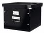 l6046__ - pudło archiwizacyjne Leitz Click and Store do teczek zawieszanych, karton o wymiarach zewnętrznych 256x282x370 mm