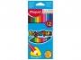 ma183212 - kredki ołówkowe Maped Colorpeps trójkątne 12 kolorów
