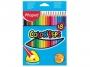 ma183218 - kredki ołówkowe Maped Colorpeps trójkątne 18 kolorów