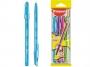 ma224546 - długopis Maped Ice Fun, gr. kulki 1,0 mm, mix kolorów, 4szt./op.Towar dostępny do wyczerpania zapasów u producenta!!