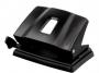 ma402411 - dziurkacz dwuotworowy do 25 kartek Maped Essentials, czarny