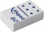 ma511260 - gumka do ścierania Maped Domino 60, mała, 28x18x9 mm