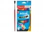 ma836011 - kredki akwarelowe Maped Colorpeps Aqua, 12 kolorówTowar dostępny do wyczerpania zapasów u producenta!!