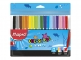ma845721 - flamastry szkolne Maped Colorpeps Ocean, etui, 18 kolorów