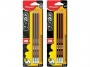 ma85171_ - ołówek grafitowy z gumką Maped Blackpeps 3 szt./op.
