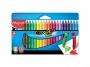 ma861013 - kredki świecowe Maped ColorPeps 24 kolorów
