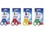 p13138 - nożyczki szkolne 13,5 cm Donau (Cena Dnia!!!)