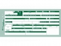 sm3a - druk samokopiujący rozchód wewnętrzny RW jednopozycyjne  1/3 A4