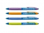 t328341_ - długopis automatyczny 0,35 mm Stabilo Performer+ X-Fine, niebieski wkład
