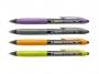 t328346_ - długopis automatyczny 0,35 mm Stabilo Performer+ X-Fine, czarny wkład