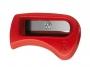 t4532 - temperówka plastikowa pojedyncza Stabilo EasyColors dla praworęcznych, czerwonaTowar dostępny do wyczerpania zapasów!!