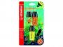 t48019 - zakreślacz fluorescencyjny Stabilo Boss Mini 3 szt/kpl.