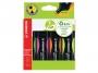 t6070-4 - zakreślacz fluorescencyjny Stabilo Green Boss 4 szt./etui