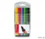 t68-10 - flamastry kolorowe Stabilo Pen 68, pisak: 10 kolorów/kpl.