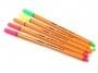 t880__ - cienkopis Stabilo Point 88, kolory neonowe, 0,4mm