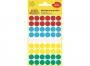 z3088 - etykiety samoprzylepne okrągłe Avery Zweckform 3088 śr. 12 mm, kółka, 270 szt./op.
