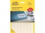 z3311 - etykiety do odręcznego opisywania samoprzylepne białe Avery Zweckform 3311 16x9 mm / 2646 szt./op.
