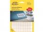 z3312 - etykiety do odręcznego opisywania samoprzylepne białe Avery Zweckform 3312 18x12 mm / 1800 szt./op.