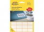 z3319 - etykiety do odręcznego opisywania samoprzylepne białe Avery Zweckform 3319 29x18 mm / 960 szt./op.