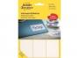 z3329 - etykiety do odręcznego opisywania samoprzylepne białe Avery Zweckform 3329 76x39 mm / 192 szt./op.