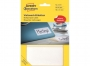 z3331 - etykiety do odręcznego opisywania samoprzylepne białe Avery Zweckform 3331 98x51 mm / 84 szt./op.