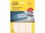 z3362 - etykiety do odręcznego opisywania samoprzylepne białe Avery Zweckform 3362 77x31 mm / 224 szt./op.