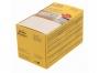 z3435p - etykiety do frankownic samoprzylepne białe Avery Zweckform 3435 papierowe 135x38 mm, podwójne, uniwersalne, 1000 szt./op.