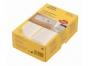 z3442p - etykiety do frankownic samoprzylepne białe Avery Zweckform 3442 papierowe 138x48 mm, podwójne, uniwersalne, 500 szt./op.
