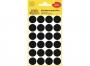 z3a___ - etykiety samoprzylepne okrągłe Avery Zweckform kółka śr.18 mm, 96 szt./op.