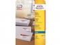 z4791p - etykiety adresowe samoprzylepne białe Ink Jet Avery Zweckform 4791 45,7x21,2 mm, ark. A4 4x12, 25 ark./op.
