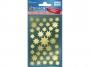 z52804 - naklejki Avery Zweckform Z-Design 52804 złote gwiazdy, 39x1, 20 ark./10 blistrów