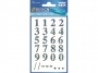 z59159 - naklejki Avery Zweckform Z-Design 59159 Cyfry (16mm) - błyszczące, 28x1, 20 ark./10 blistrów