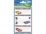 z59201 - naklejki Avery Zweckform Z-Design 59201 na zeszyty - samochody, 3x1, 20 ark./10 blistrów