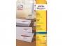 z8160p - etykiety adresowe samoprzylepne białe Ink Jet Avery Zweckform 8160 63,5x38,1 mm, ark. A4 3x7, 25 ark./op.