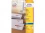 z8162p - etykiety adresowe samoprzylepne białe Ink Jet Avery Zweckform 8162 99,1x33,9 mm, ark. A4 2x8, 25 ark./op.