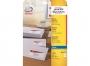 z8163p - etykiety adresowe samoprzylepne białe Ink Jet Avery Zweckform 8163 99,1x38,1 mm, ark. A4 2x7, 25 ark./op.
