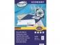 ze050 - etykiety samoprzylepne uniwersalne białe Economy Europe100 by Avery Zweckform ELA050 papierowe 48,5x16,9 mm, ark. A4, 100 ark./op.