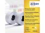 zplr1626 - etykiety, taśma do metkownic 26x16 mm Avery Zweckform 2 rzędowe PLR1626, usuwalne 15000 szt./op.